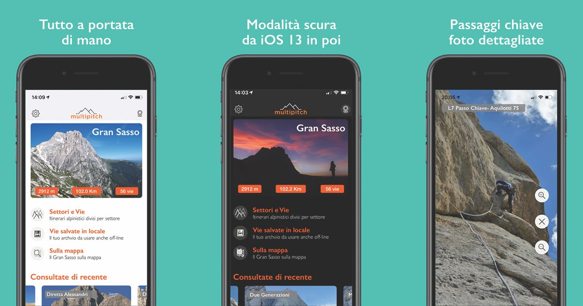 L'app di Multipitch è disponibile su Apple App Store per il download gratuito